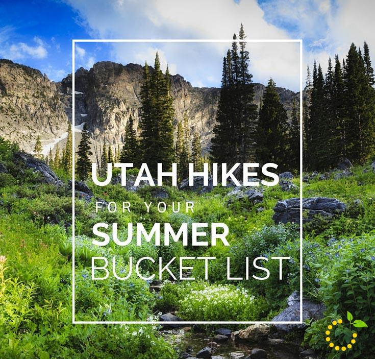 Utah Hikes sweetlemonmade.com