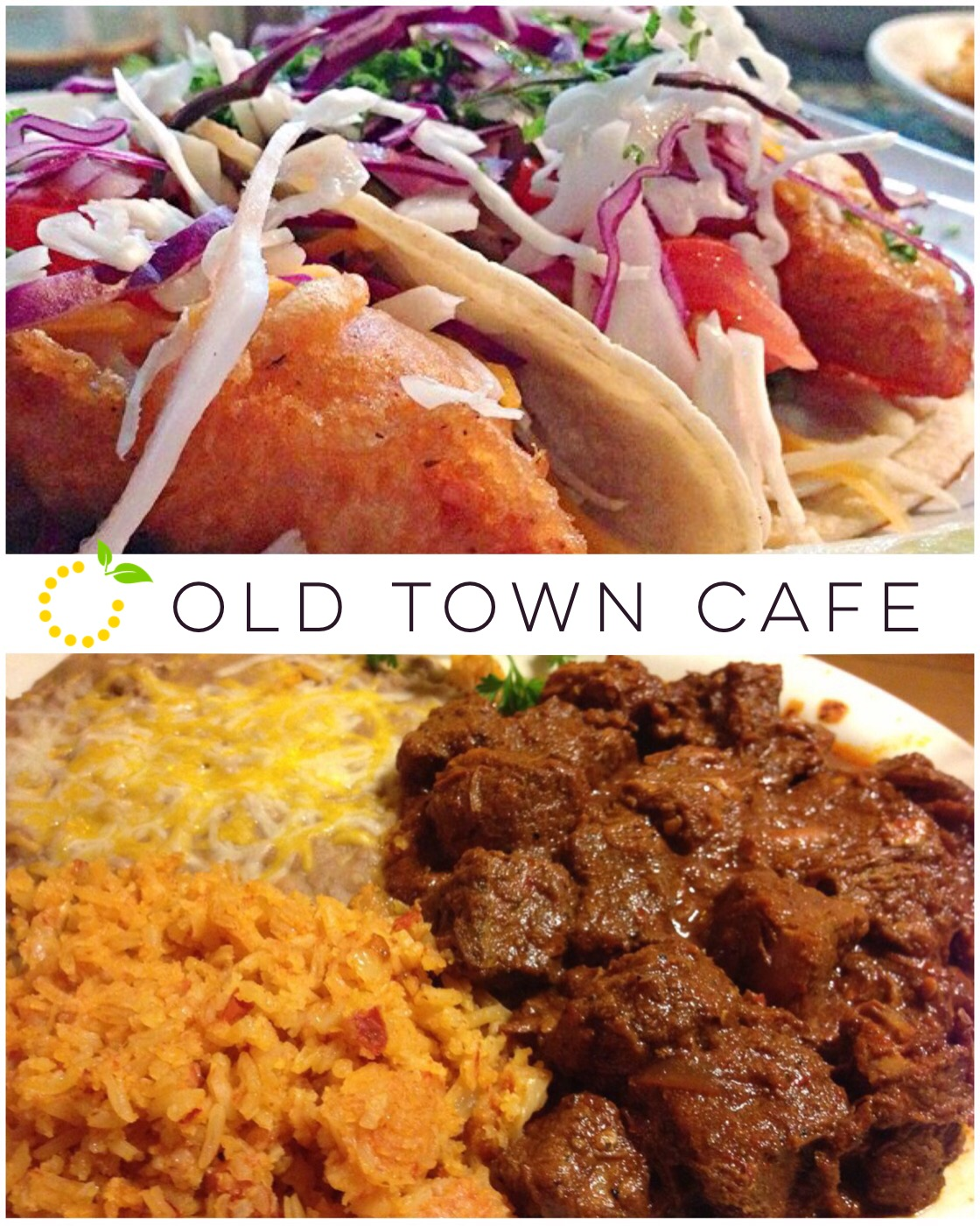Old Town Mexican Cafe Food sweetlemonmade.com