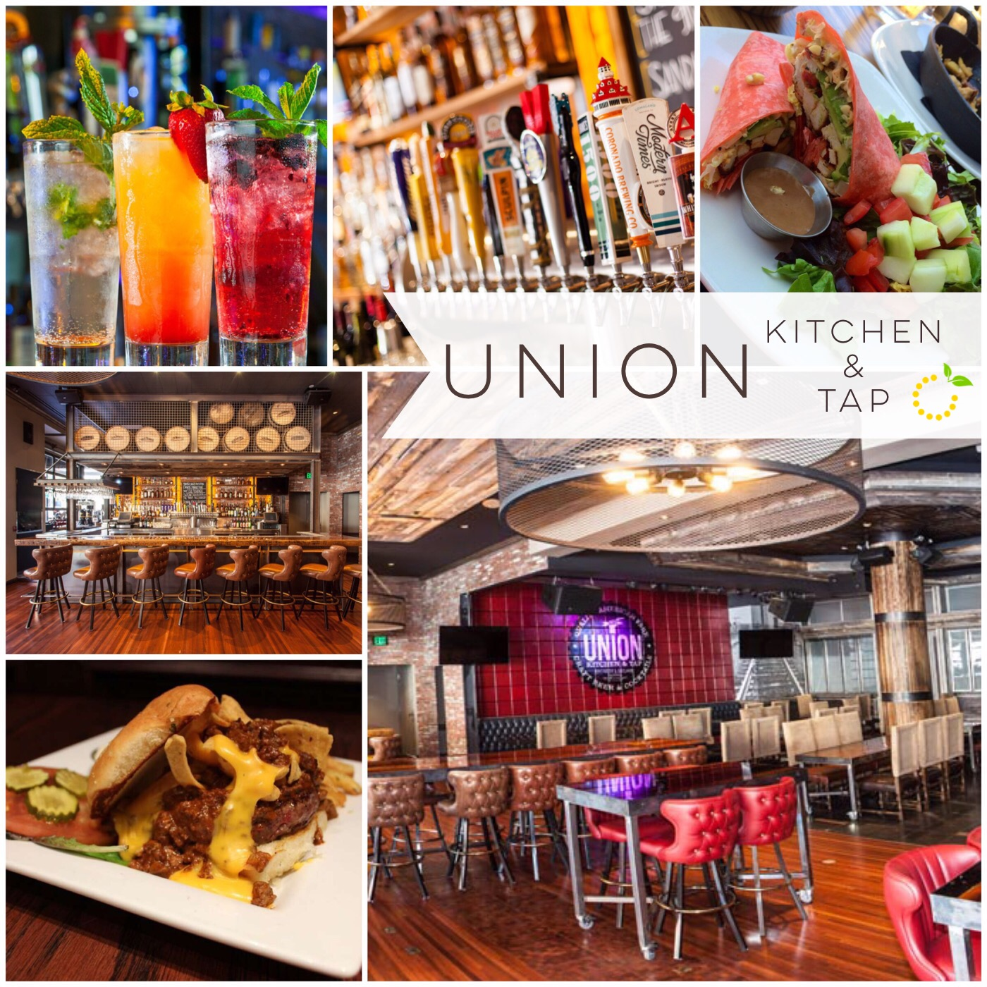 UNION Kitchen sweetlemonmade.com