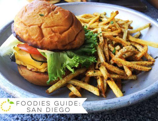 Foodie Guide San Diego sweetlemonmade.com