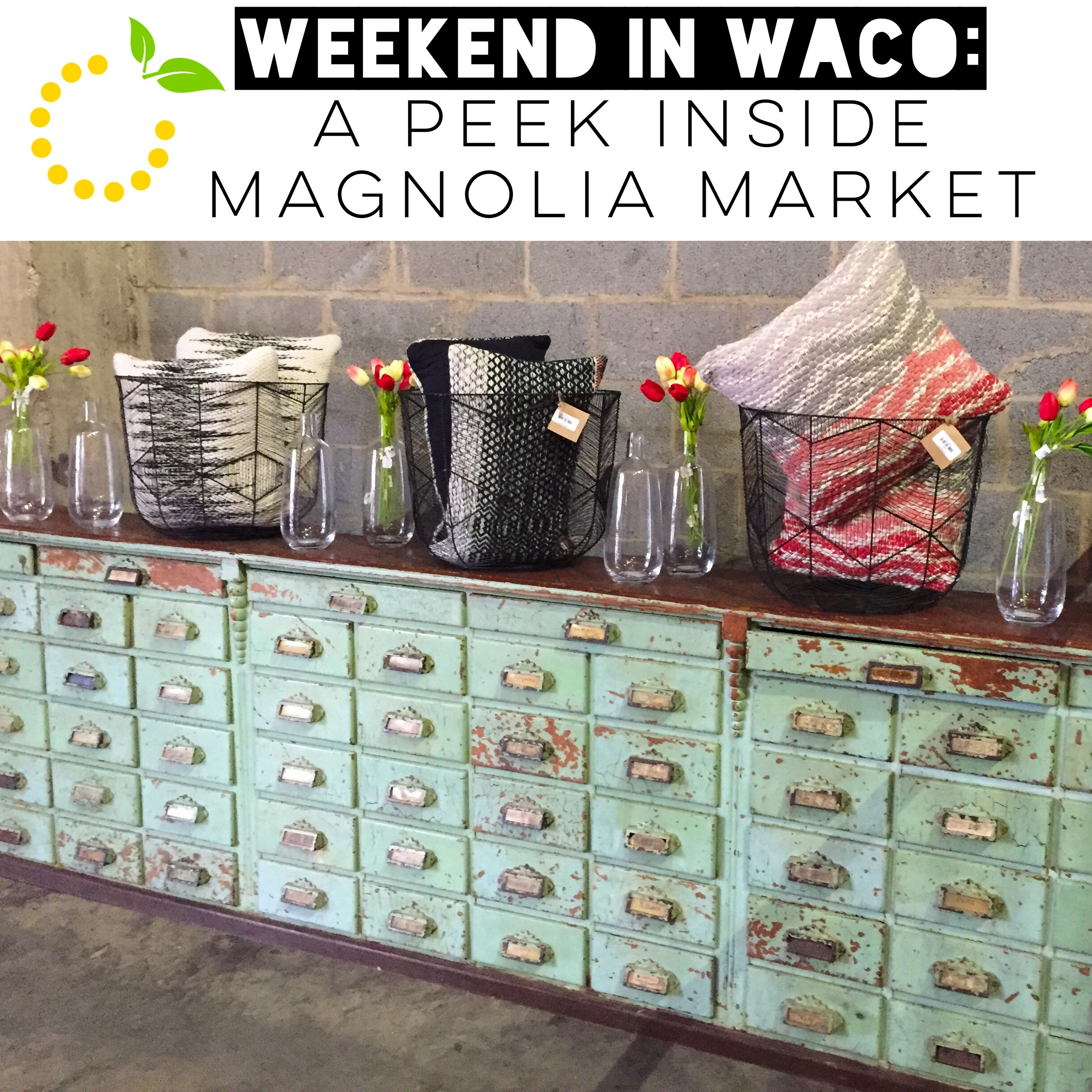 Weekend in Waco sweetlemonmade.com