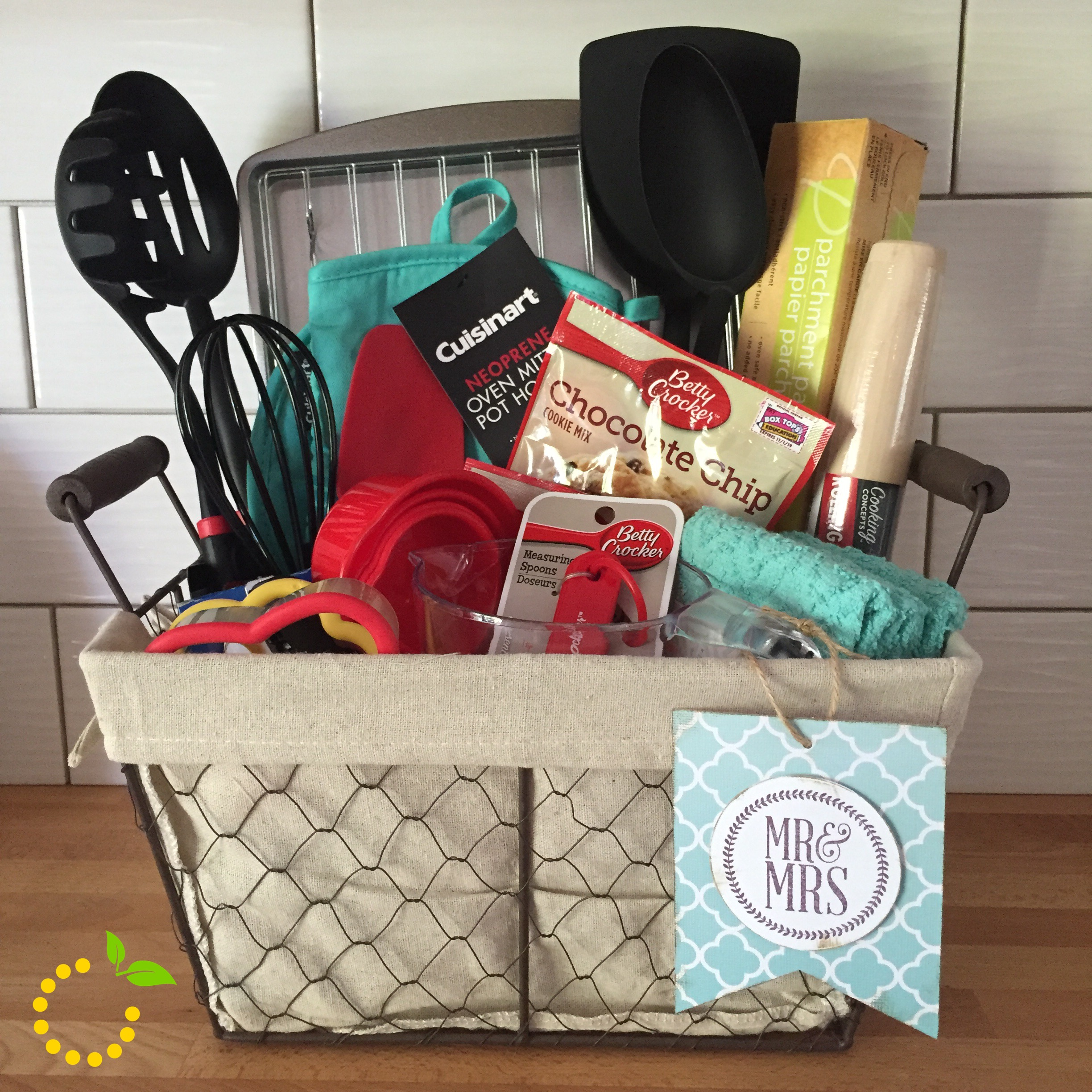 Wedding Gift For Friend Who Has Everything: Do It Yourself Gift Basket Idea · Sweet Lemon Made