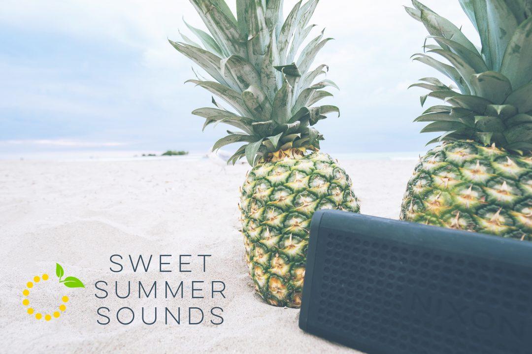 Sweet Summer Sounds sweetlemonmade.com