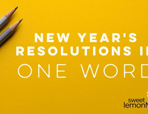 Resolutions sweetlemonmade.com