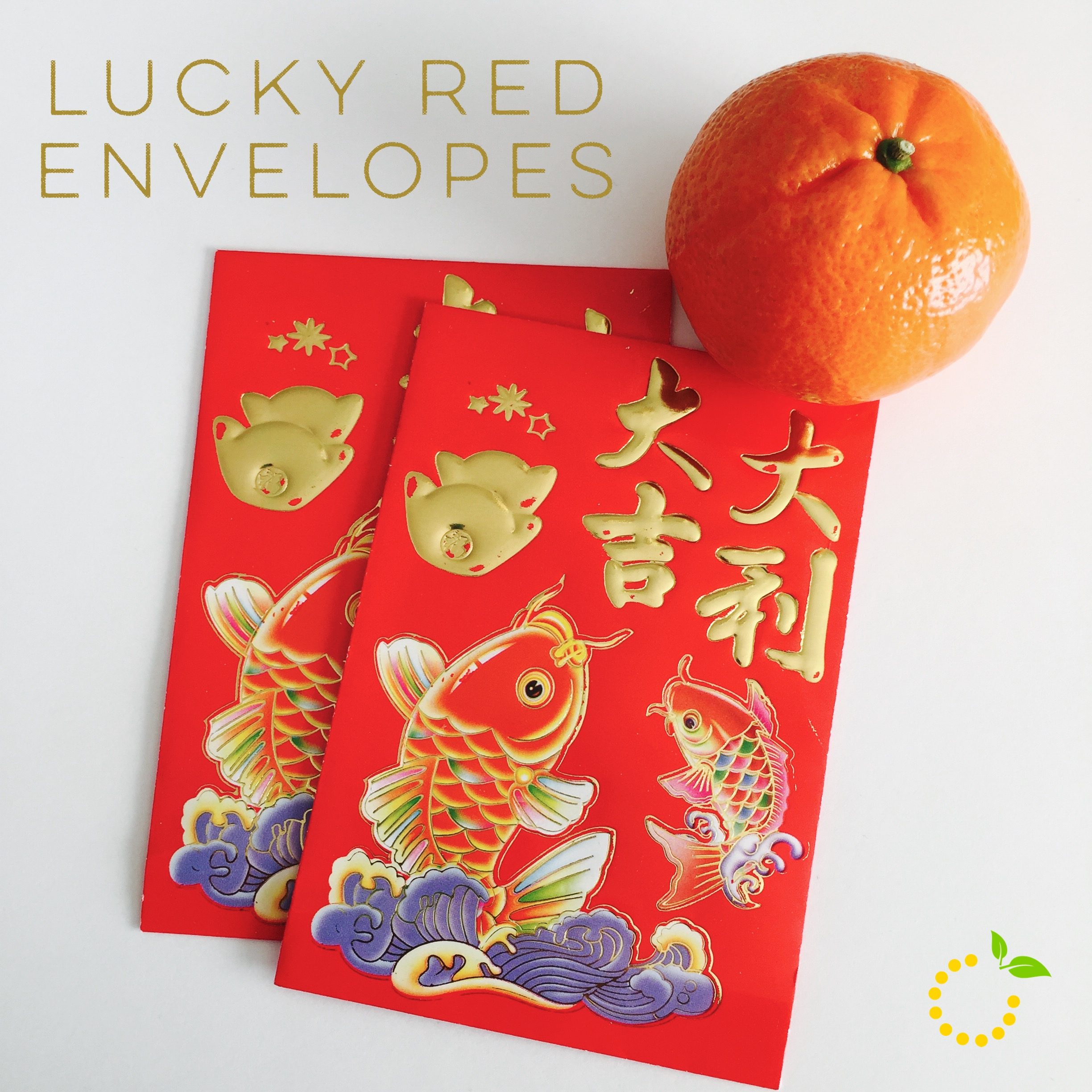 Red Envelopes sweetlemonmade.com