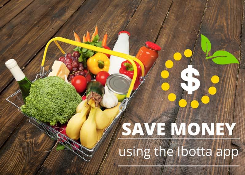 Save Money Using Ibotta app sweetlemonmade.com