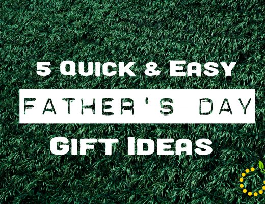 quick and easy father's day gift ideas