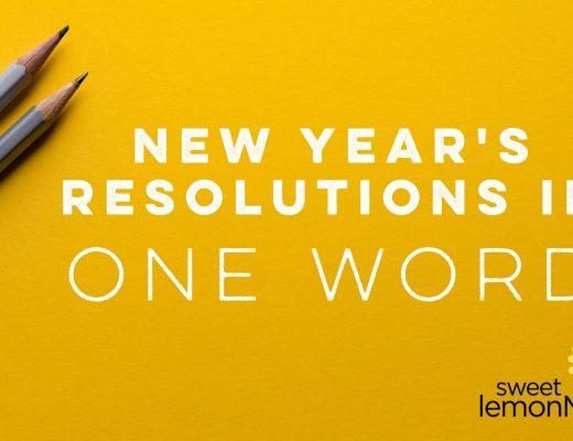 Resolutions sweetlemonmade.com